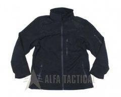 USMC bojová bunda, černá, nepromokavá, větruodolná, prodyšná - Velikost M a L