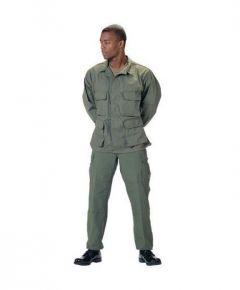 Kalhoty US ARMY (BDU) kalhoty Ripstop, Olive