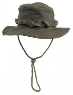 US klobouk Mil-Tec, olivový