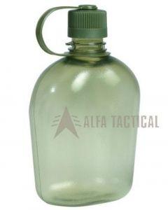 Polní láhev Mil-Tec US GEN.II průhledná