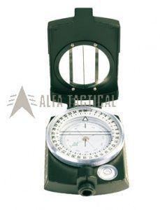 Armádní kompas Metal Case, oliv