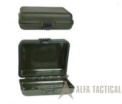 Skladovací box 12x9, 5x3, 5 cm olivový