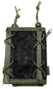 Kapsa na rameno MFH, oliv
