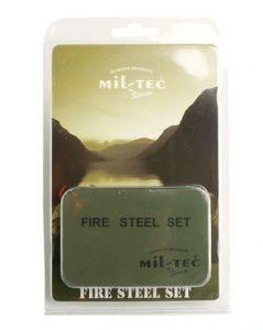 Rozdělávač ohně FIRE STEEL SET