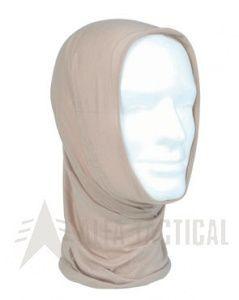 Multifunkční šátek Mil-Tec Multi Function Headgear Khaki