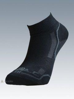 Ponožky Classic - Short, černé