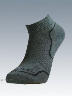Ponožky Classic - Short olive