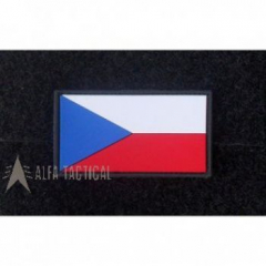 Nášivka JTG - Česká republika