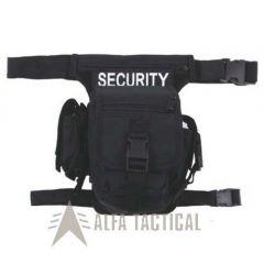 Ledvinka MFH Security, černá