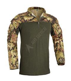 Combat shirt Defcon 5 Cotton, Italian Camo