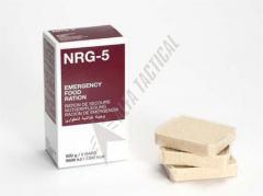Nouzové potraviny NRG-5 500g, 9 tyčinek