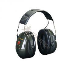 Sluchátka Peltor H 520A Optime II, zelená