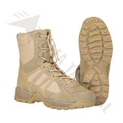 Zásahové boty Mil-tec GEN.II khaki