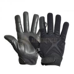 Služební protiprořezové rukavice COP Patrol Guard, černé