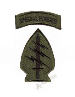 Nášivka Special Forces, bojový (E-36)