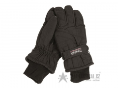 Zimní rukavice Thinsulate, černé