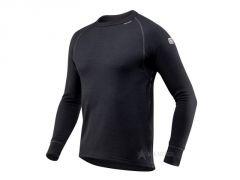 Funkční triko Devold Expedition Merino vlna, černé