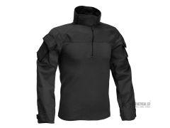 Combat shirt Defcon 5 Cotton, černý