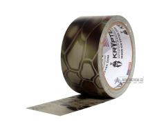 Lepící páska DUCT TAPE, Kryptek Highlander 48 mm x 18,3 m