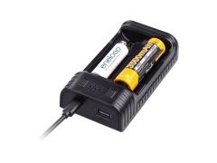 USB nabíječka Fenix ARE-X2 (Li-ion, NiMH)
