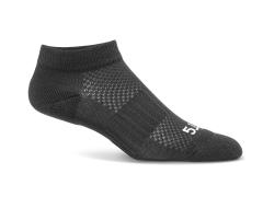 Kotníkové ponožky 5.11 Tactical PT, 3 páry, černé