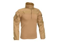 Combat shirt Defcon 5 Cotton, Coyote