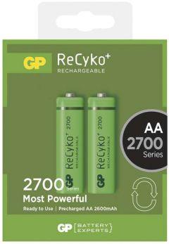 Nabíjecí baterie GP AA