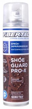 Impregnace na boty Fibertec SHOE GUARD PRO-X, 200ml