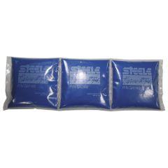 US Chladící gelové polštářky, 3 ks v balení, modré