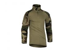Operator Combat shirt/UBACS Clawgear, CCE Woodland