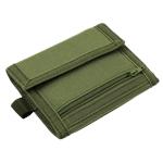 Peněženka Condor VAULT Tri-fold, Olive Drab