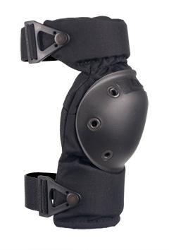 Chrániče kolen ALTA CONTOUR LOK, černé