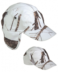 Lovecká zimní čepice