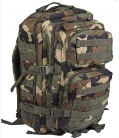 Batoh US Assault LG 36 l Mil-tec, woodland