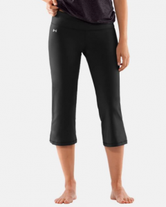 Dámské kalhoty Under Armour Perfect Kick Back Capri Short (Velikost XS)