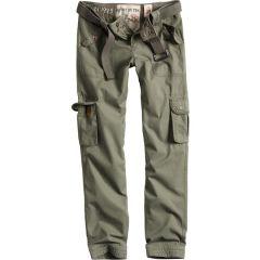 Dámské kalhoty Surplus Premium SLIMMY, olivové