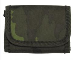 Nylonová peněženka cz. 95 na suchý zip