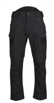 Softshellové kalhoty Mil-Tec® Assault, černé