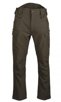 Softshellové kalhoty Mil-Tec® Assault, ranger green