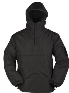 Zimní bunda Combat ANORAK, černá