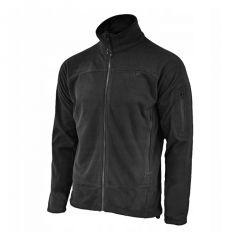 Fleecová mikina Texar® Conger, černá