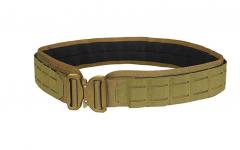 Opasek Condor LCS Cobra Gun Belt s Molle vazbou, Coyote brown
