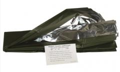 Záchranná thermo folie 215 x 130 cm