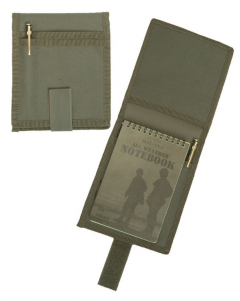 Voděodolné pouzdro Mil-Tec na zápisník