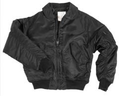 Mil-Tec Letecká CWU bunda,černá