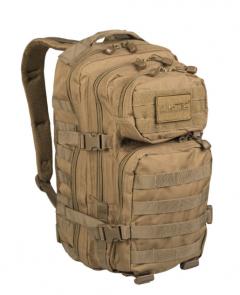 Batoh Mil-Tec US Assault pack 20l coyote