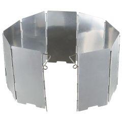 Hliníkové skládací závětří MFH, malé 65 x 13 cm