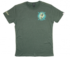 Pánské tričko Yakuza Premium SAW 2612, olive