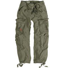 Kalhoty Surplus Airborne Vintage olivové