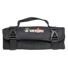 Malá lékárnička 12 Survivors Mini First Aid Rollup Kit